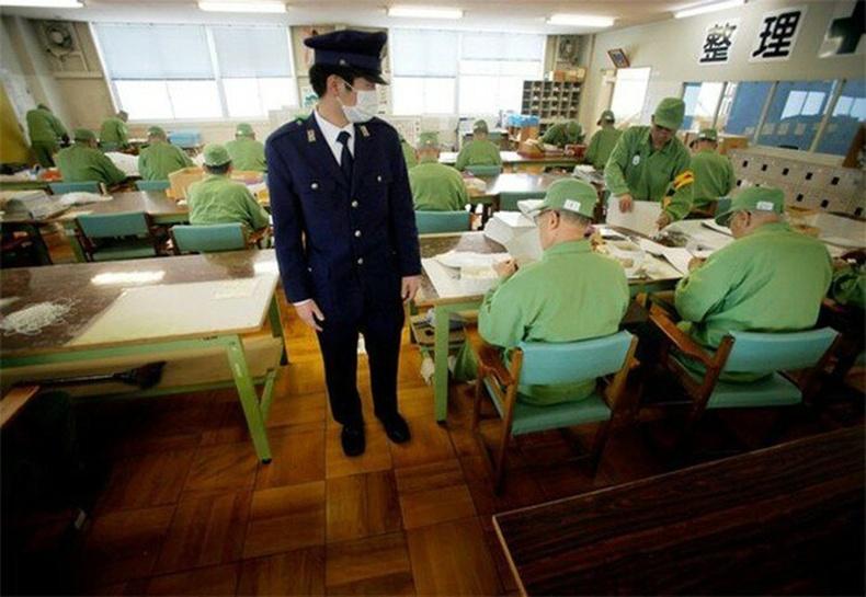 Японы шорон ямар байдаг вэ?