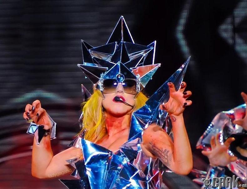 Леди Гага (Lady Gaga): Мангасын хумс