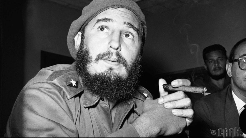 Фидель Кастрог хөнөөх 600 гаруй төлөвлөгөө амжилтгүй болсон