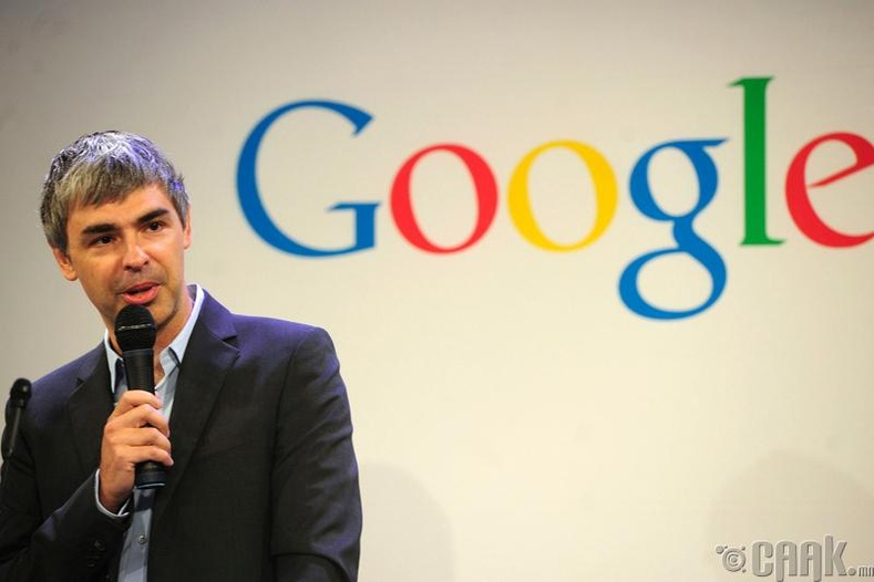 Ларри Пэйж (Larry Page)