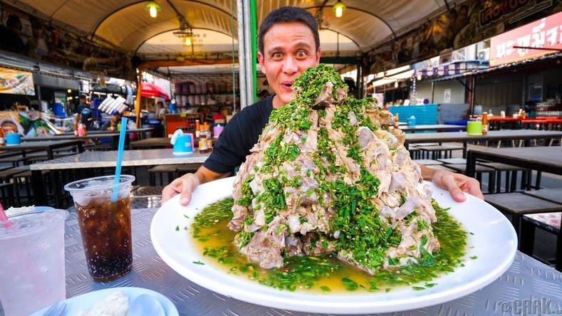 """Тайланд хэлний үгийн санд """"өлсгөлөн"""" гэдэг үг байхгүй"""