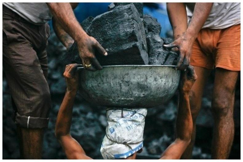 Индонези дахь нүүрсний уурхай