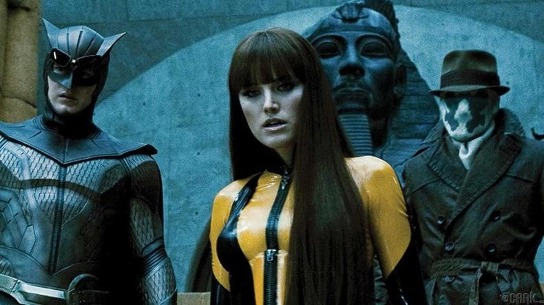 """Watchmen""-Харуулынхан"