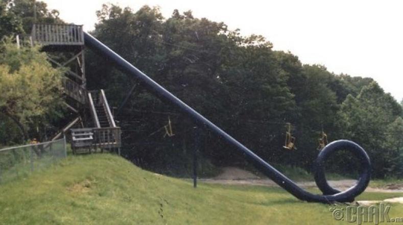 """АНУ, Нью Жерси муж """"Cannonball Loop"""""""