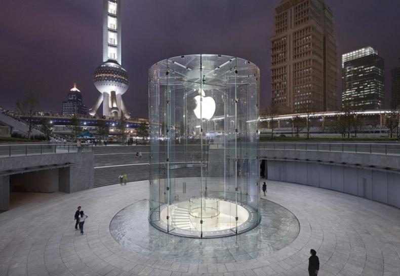 Apple-ийн хамгийн өвөрмөц дэлгүүрүүд
