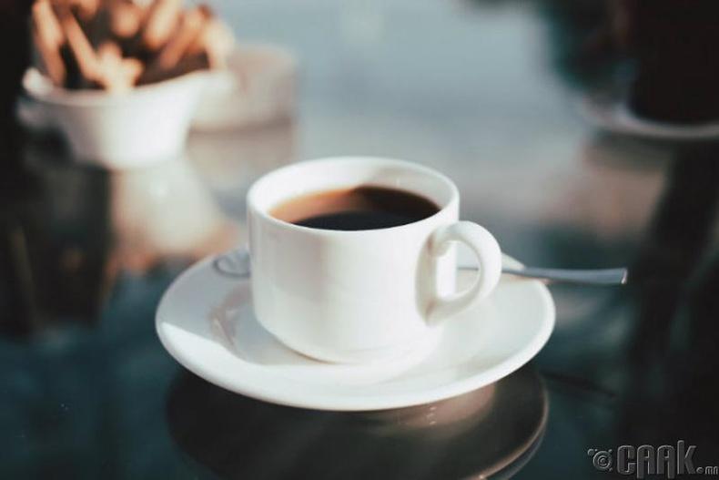 16:00 цагаас хойш кофе битгий уугаарай