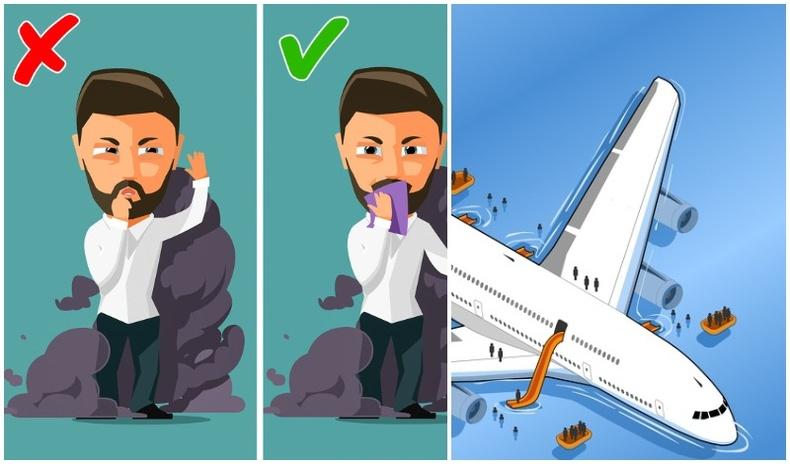 Онгоцны ослын үед амьд гарах боломжуудыг туршлагатай нисгэгч дэлгэлээ