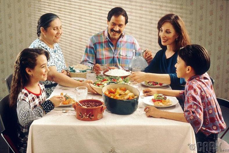 Гэрийн эзнийг хүндэтгэ