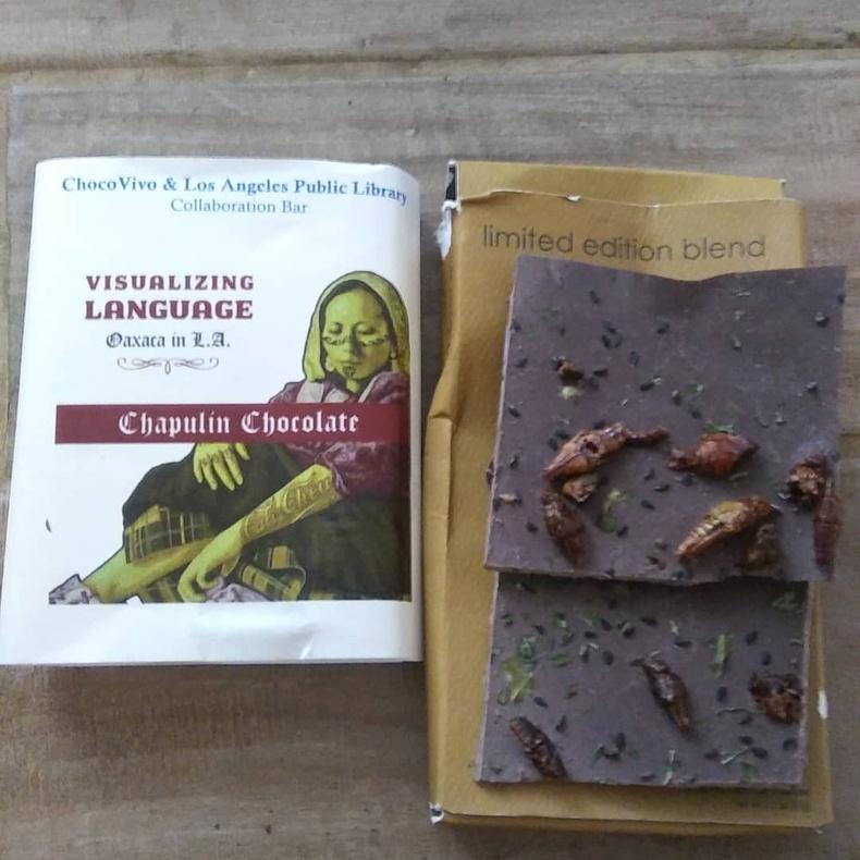 Хүрэлзгэнэтэй хар шоколад, Мексик