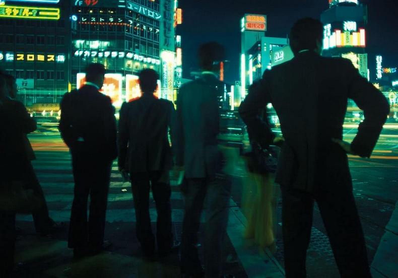 Шибуяа уулзвар -  Токио хот, 1976 он
