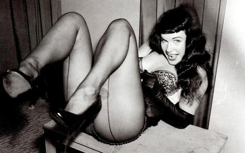20-р зууны секс бэлэг тэмдэг Бетти Пейж гэж хэн бэ?