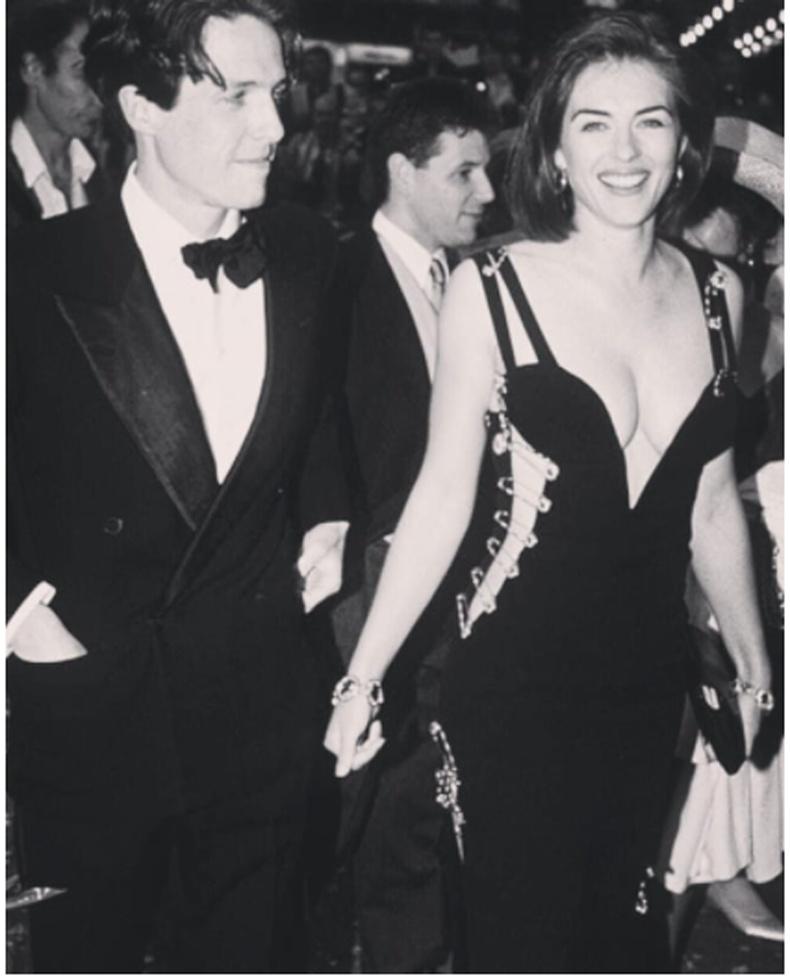 Хью Грант болон Элизөбет Хурли (Hugh Grant and Elizabeth Hurley)