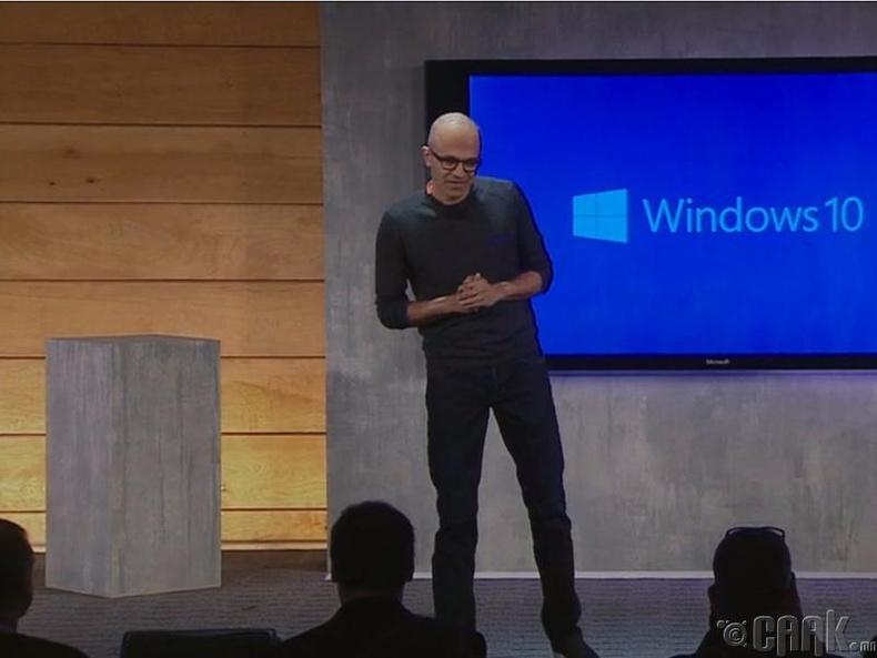 """Сэтя Надэлла """"Microsoft""""-д нэгдсэн"""
