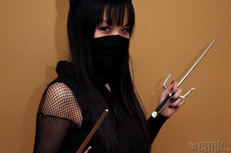 Mочизуки Чиүмэ (Mochizuki Chiyome)