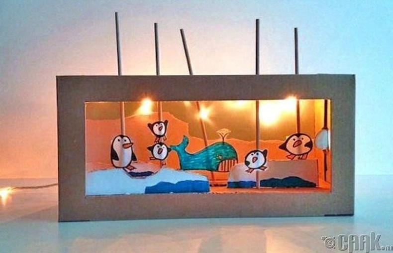 Хүүхэлдэйн театр