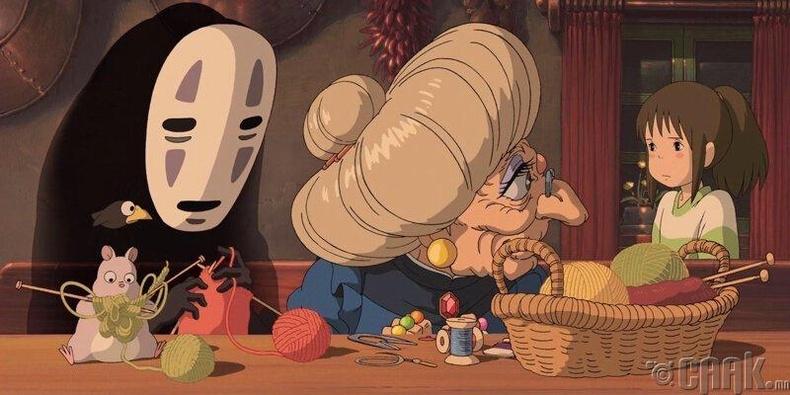 """""""Оскар""""-ын шагнал хүртсэн хамгийн анхны аниме"""