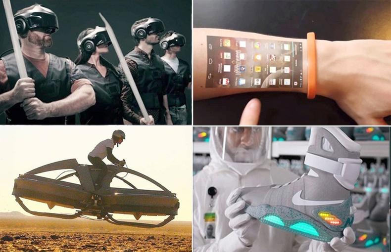 Бидний амьдралыг өөрчилж буй шинэ технологиуд