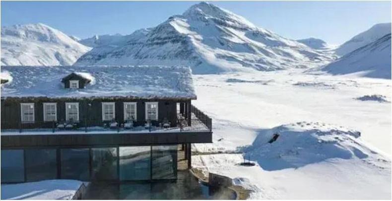 """""""Deplar Farm"""", Исланд"""