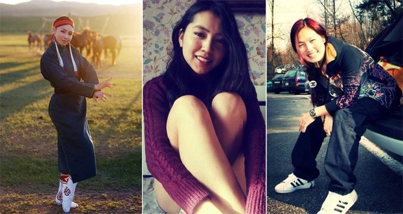 Монгол охидын 2013 оны шилдэгүүд (100 фото)