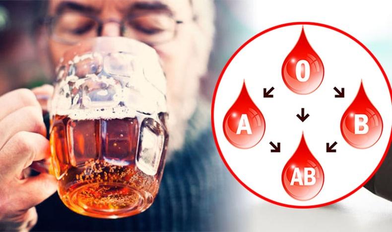 Цусны бүлэг согтууруулах ундааны хэрэглээнд хэрхэн нөлөөлдөг вэ?