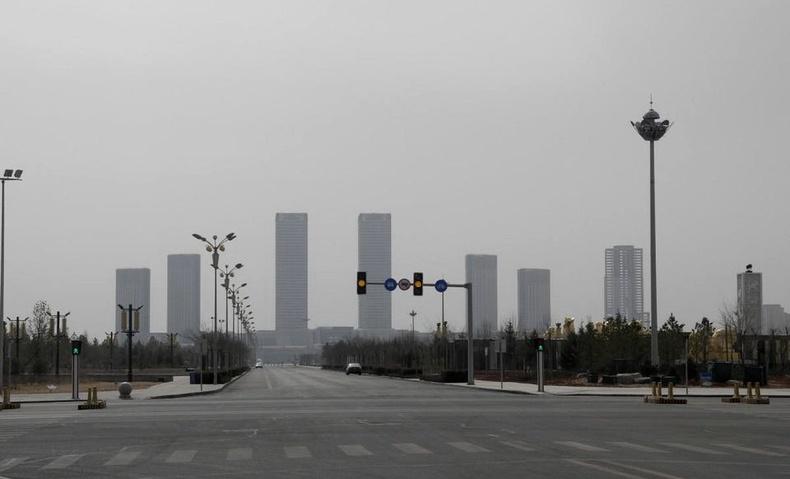 """Хятад дахь """"сүнстэй"""" хотууд"""
