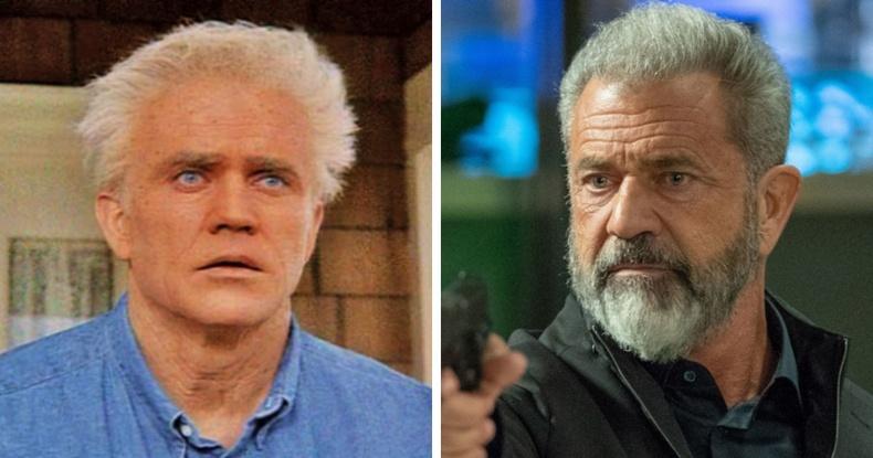 Мел Гибсон (Mel Gibson) - 65 нас