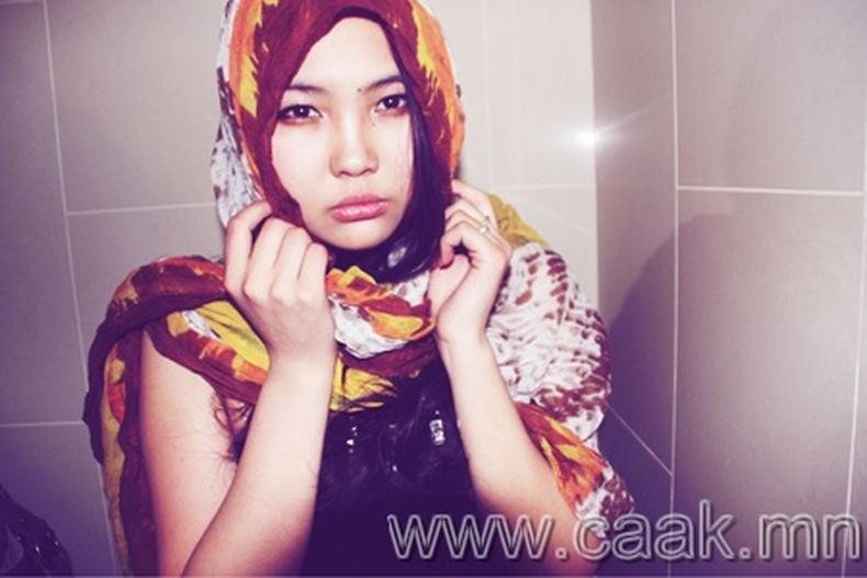 Монголын үзэсгэлэнт охид (95 фото) №121