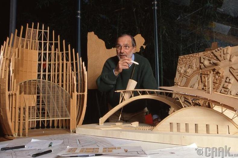 Рензо Пиано (Renzo Piano)