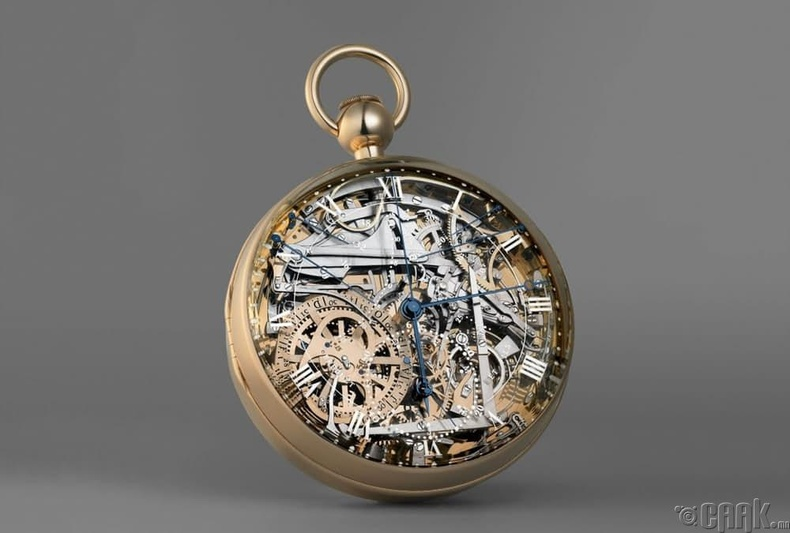 """Breguet Grande Complication Marie-Antoinette""- 30 сая доллар"