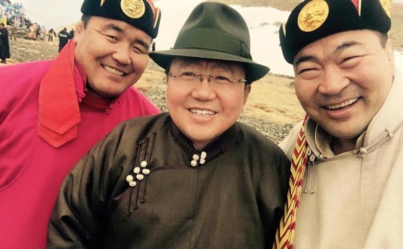 Монгол наадмын зургууд (55 фото)