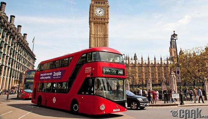 Лондон (London)