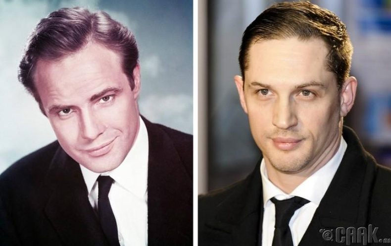 Марлон Брандо — Том Харди (Marlon Brando - Tom Hardy)