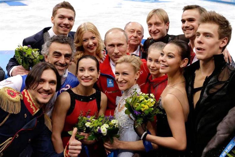 Олимпийн наадмын дурсгалт мөчүүд