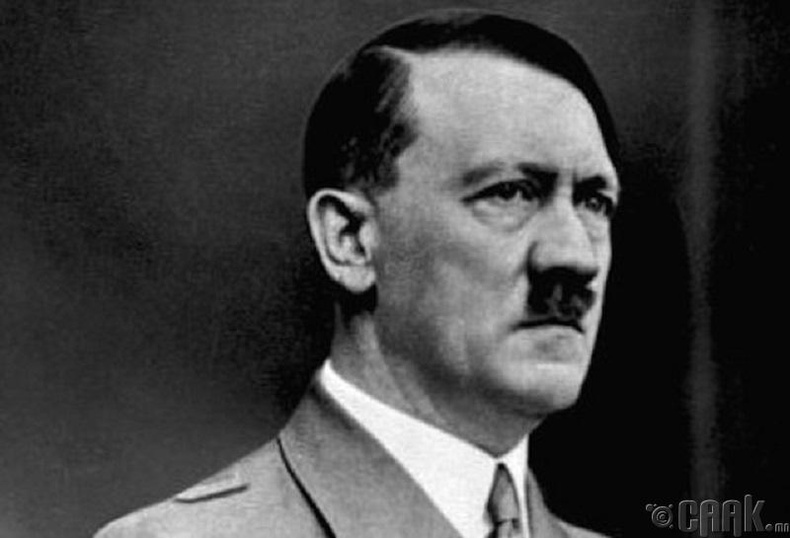 Гитлерийн мөнгө олох арга