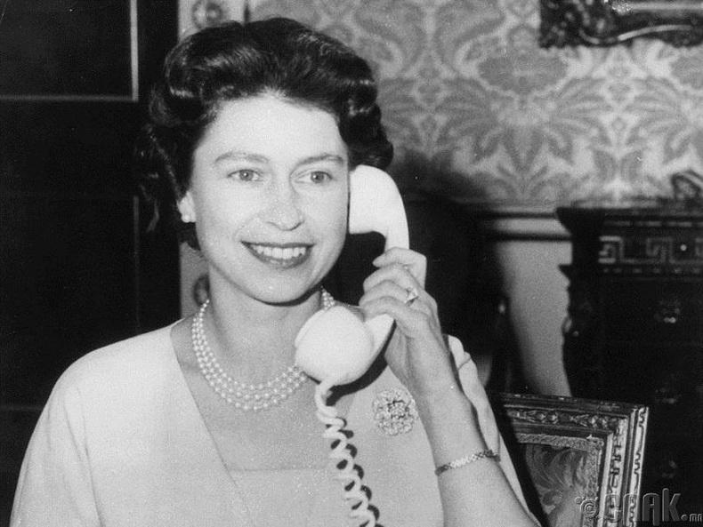 Хатан хаан Элизабет