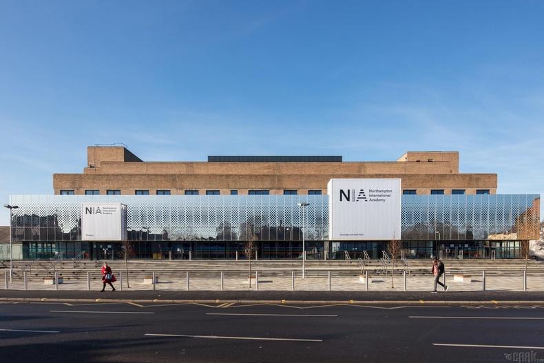 НордхамьптонОлон Улсын Академ (Northampton International Academy)