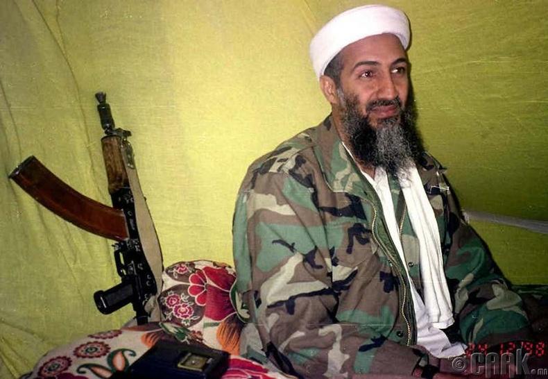 Осама Бин Ладен 80-аад оны телевизийн хөтөлбөрт дуртай байсан