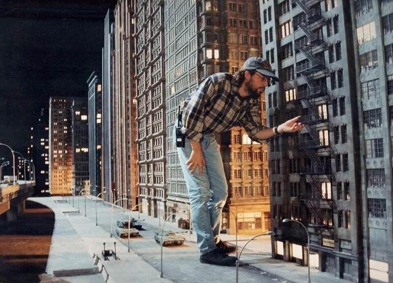 Годзилла 1998 киноны бэлтгэл ажил