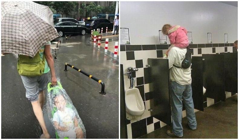 Хүүхдийг аавтай нь үлдээвэл юу болдог вэ?
