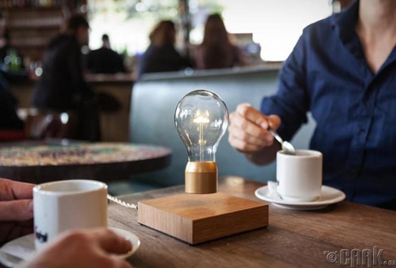 Хөөрдөг ширээний чийдэн