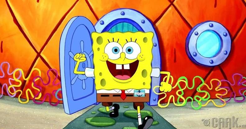 Хөвсгөр Боб - Хөвсгөр хүү (Spongeboy)