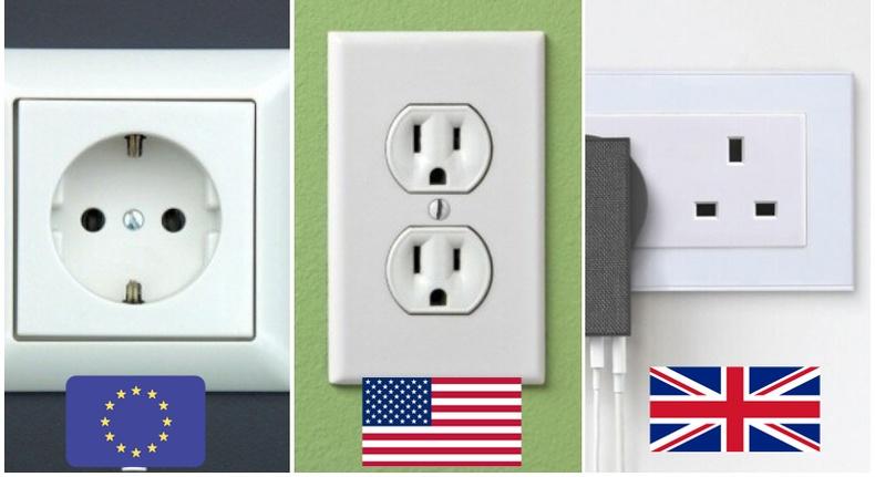 Яагаад орон орны цахилгааны залгуур өөр байдаг вэ?