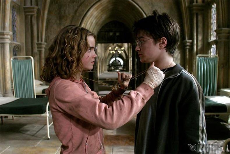 Хермионе Грэйнжер (Hermione Granger) бус Хермионе Пакл (Hermione Puckle)