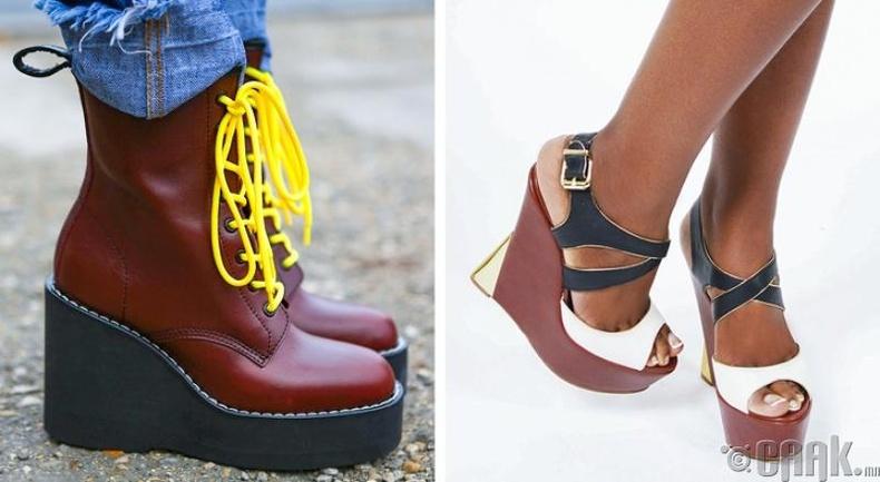 Үргэлж ултай гутал