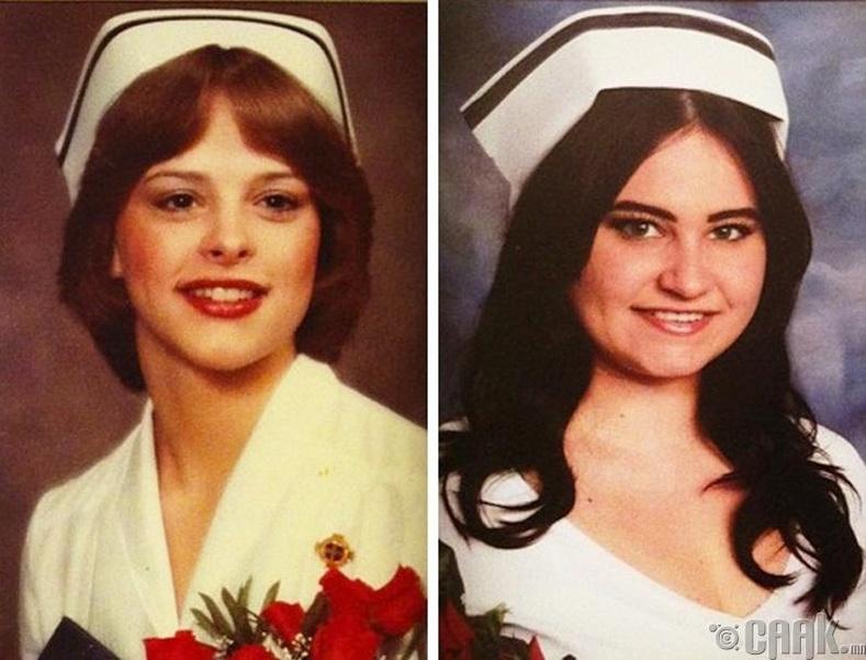 """""""Ээж бид хоёр тийм ч адилхан царайтай биш. Гэхдээ бидний сонирхол дэндүү ижилхэн. Би яг л ээж шигээ мундаг эмч болохыг хичээдэг"""""""