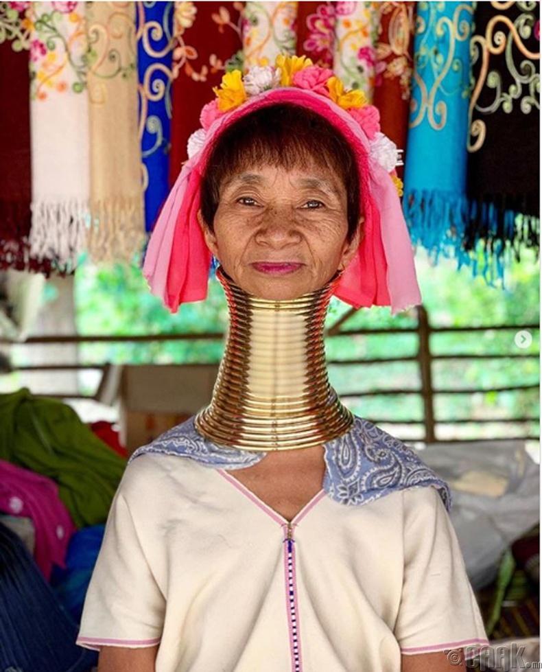 Падаунг, Мянмар