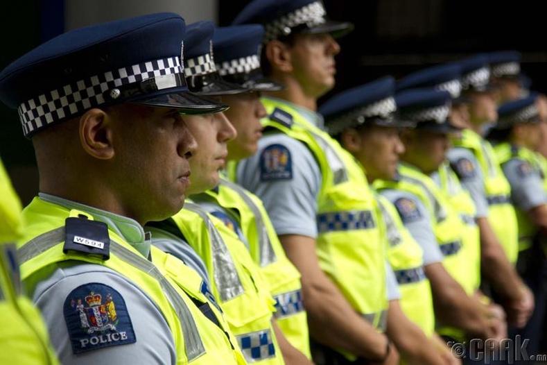 Шинэ Зеландын цагдаа