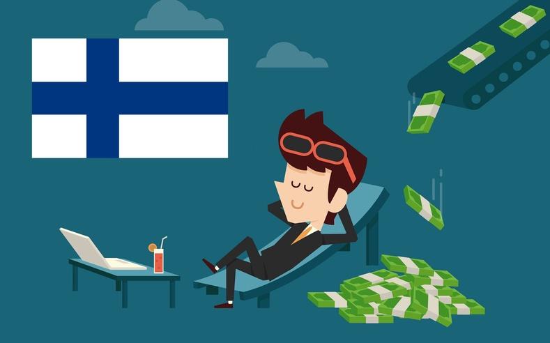 Финланд улсын иргэддээ мөнгө тараах туршилтын үр дүн ямар байсан бэ?
