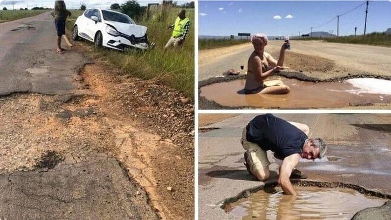 Өмнөд Африкийн алдарт зам