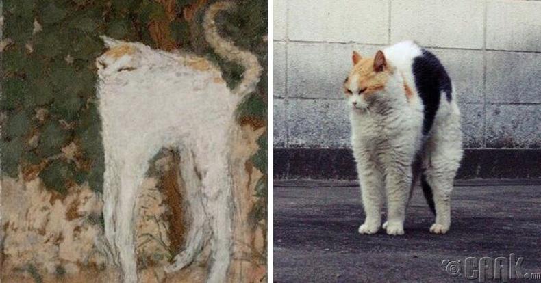 """Пьер Боннар (Pierre Bonnard) """"Муур"""""""